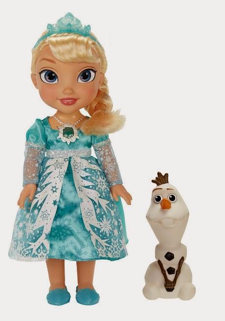 JUGUETES - DISNEY Frozen  Elsa Musical Vestido Luminoso | Muñeca   Producto Oficial | Cefa Toys | A partir de 3 años