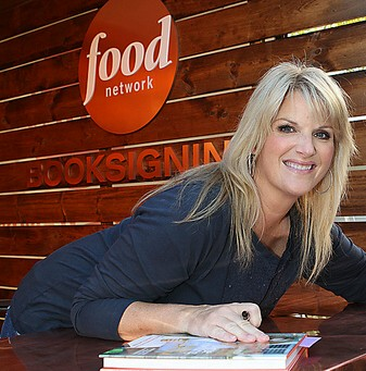 Trisha Yearwood : Promotes Her New Food Network Show \
