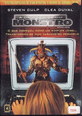 A Criação de um Monstro Online Dublado