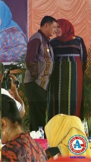 Bupati Ferry Zulkarnain Pemulihan di Bima
