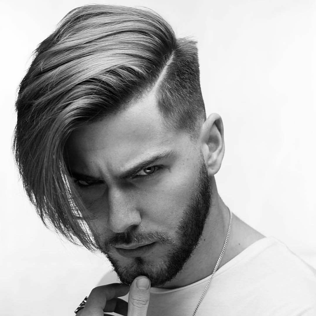 Men S New Hairstyles 2017 Life Amp Style