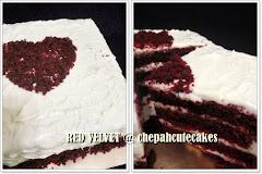 Cake: Red Velvet