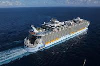 صور رائعة لأكبر وأفخم سفينة سياحية في العالم..رهيبة!