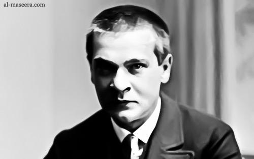 الشاعر النمساوي جورج تراكل