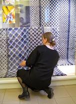 Re Rag Rug på Textilarkivet, Sollefteå