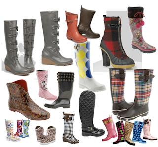 My Fashion My Photo Rain Boots