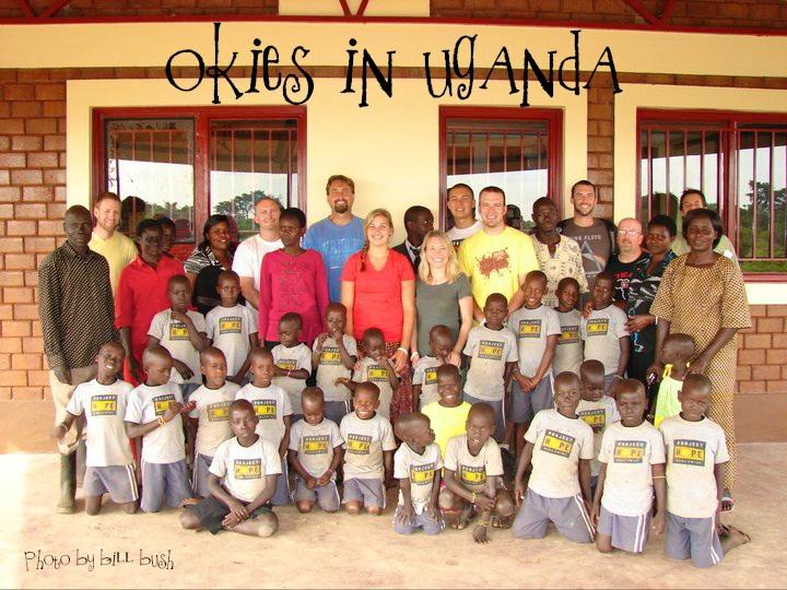Okies in Uganda