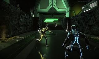 Tron Evolution Gameplay