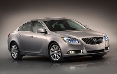 2012 Buick Regal Hybrid