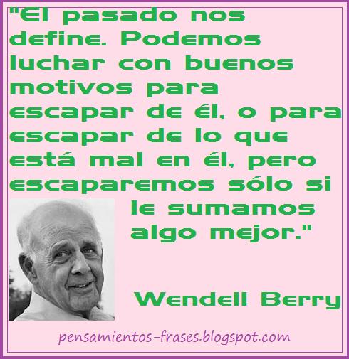 frases de Wendell Berry