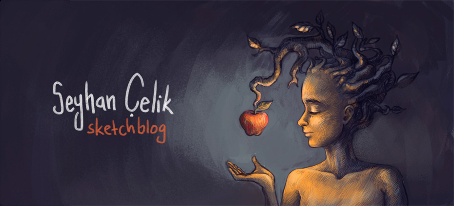 Seyhan Çelik Sketchblog
