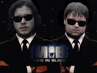 Men in Black: Jon Snow