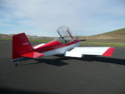 This is one of our airplanes. It's a kitbuilt Van's RV7.