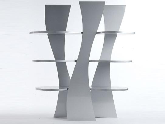 Apuntes revista digital de arquitectura estanterias y libreros cat logo de muebles Estanterias de diseno para libros