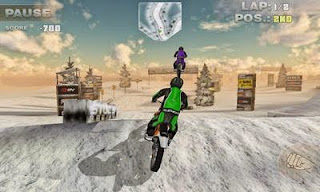 Screenshots of the Hardcore Dirt Bike 2 for Android tablet, phone.