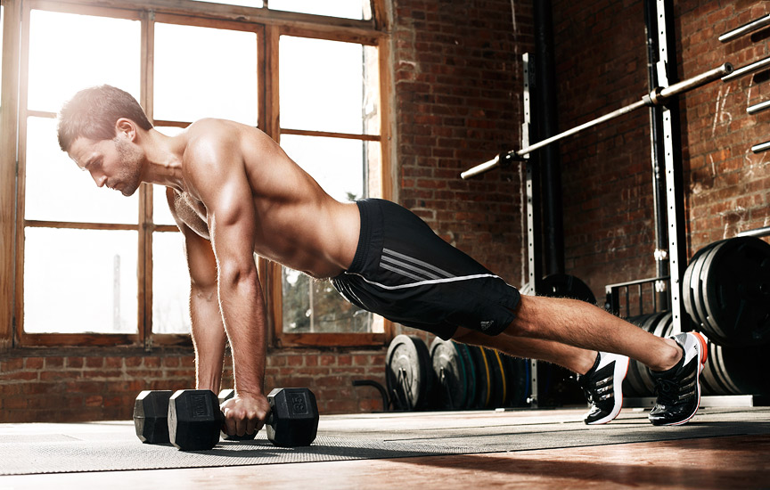 fitness men: