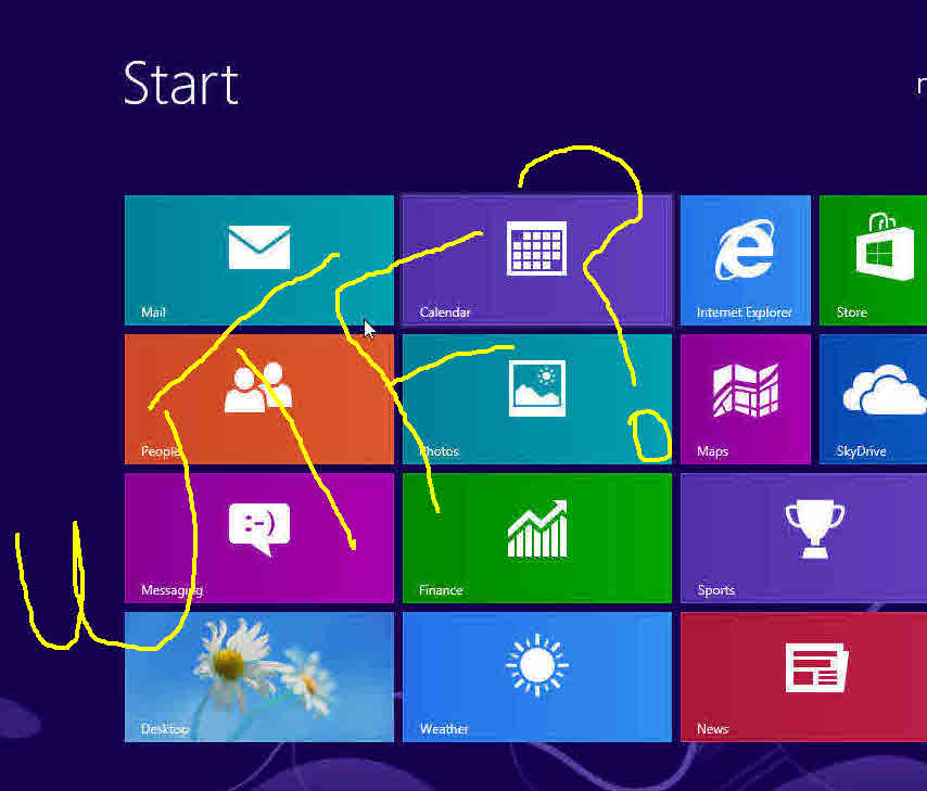 Windows 8 WTF