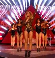 Beyonce คอนเสิร์ต