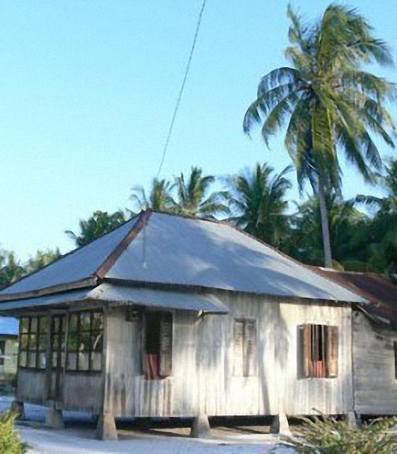 Download this Rumah Adat Bangka Belitung Gadang Minangkabau Sumatera Barat picture