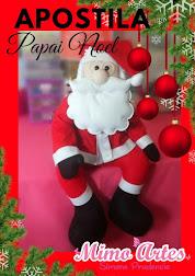 Papai Noel Sentado