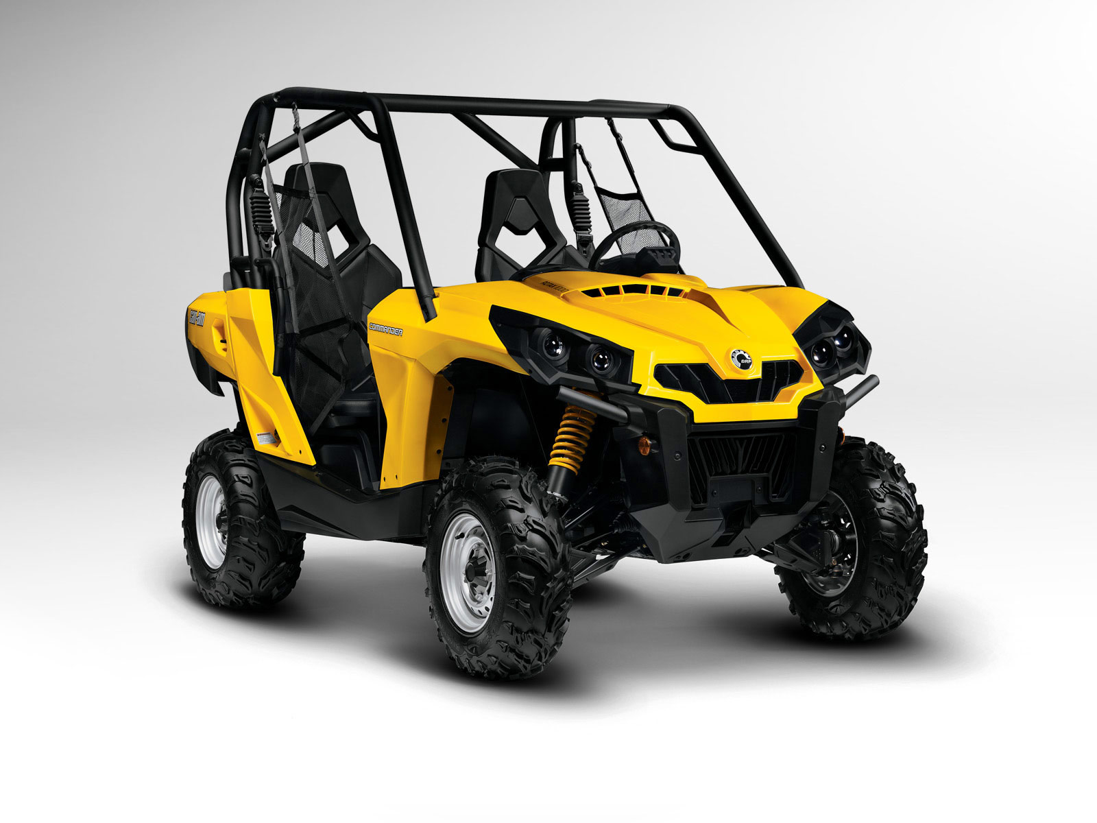 2012 Can-Am Commander 1000 ATV pictures 2