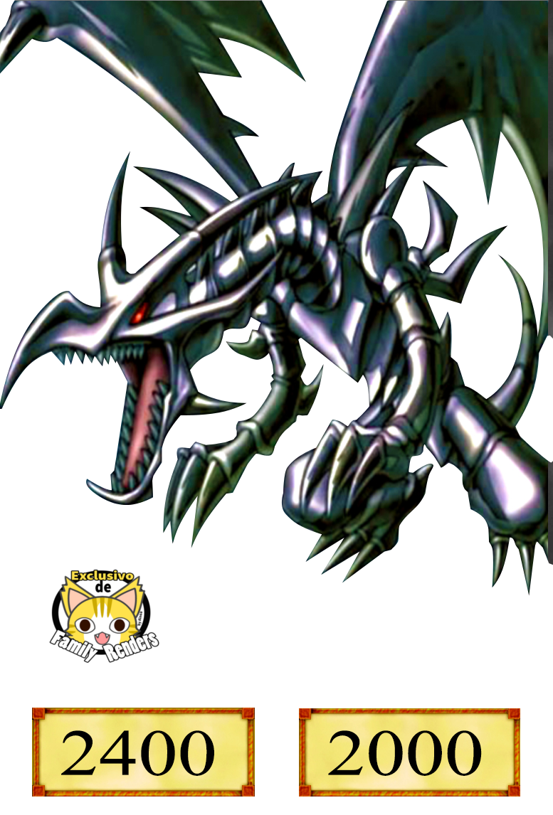 Render Red Eyes Black Dragon+:Yu-Gi-Oh!