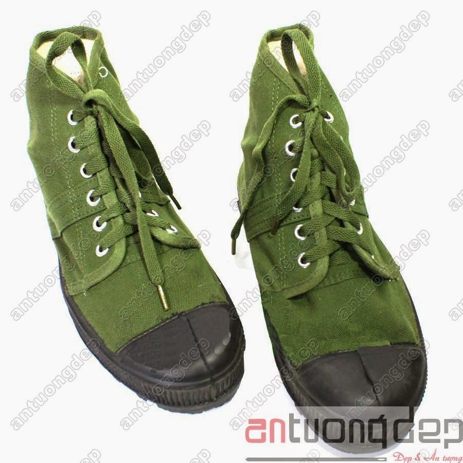 cho thuê giày bộ đội giá rẻ
