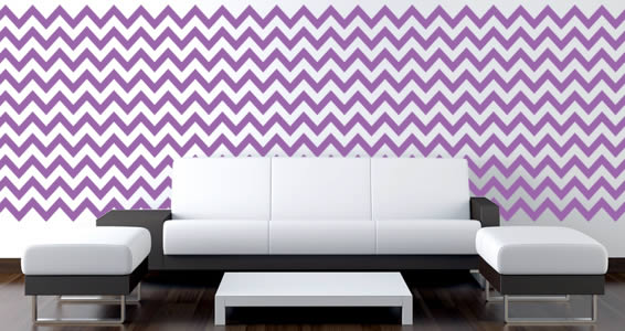 The funky monkey dezign with a z 50 gift certificate for Chevron template for walls