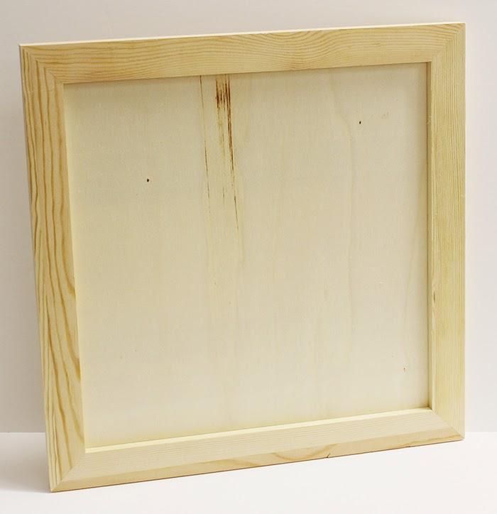 Ben franklin crafts and frame shop monroe wa diy for Unfinished wood frames for crafts