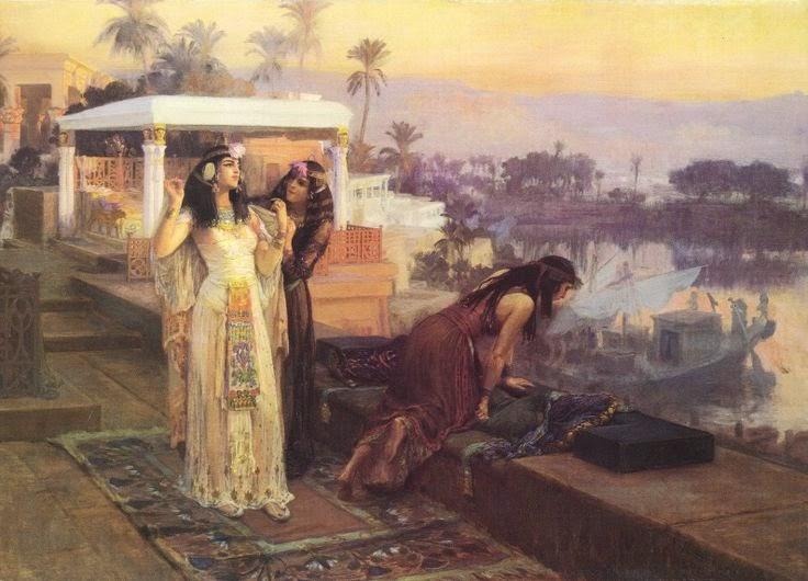 sulla riva del Nilo