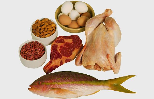 Jenis Makanan Tinggi Protein Yang Baik Untuk Di Konsumsi