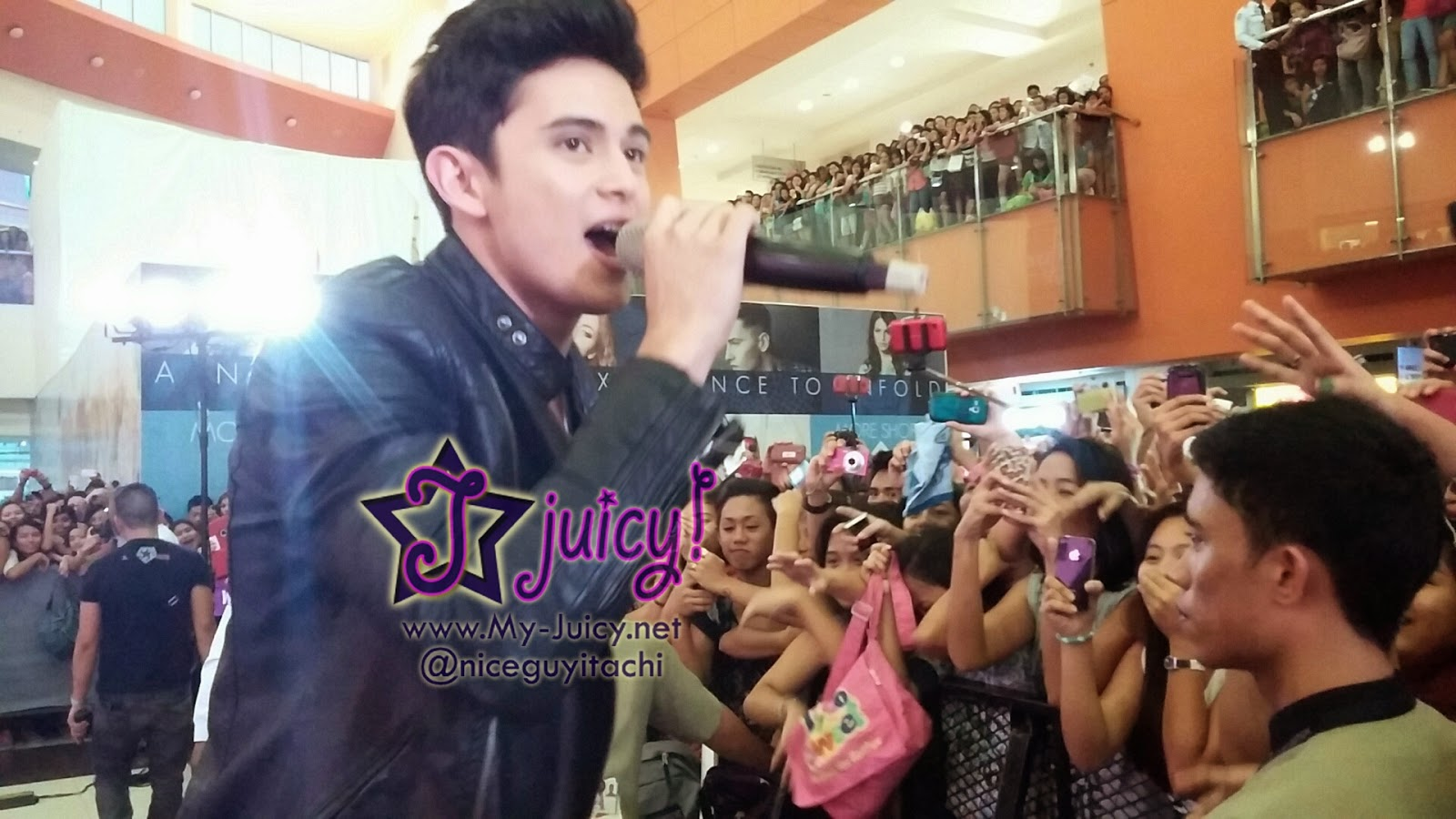 Photos and Videos: Talk Back and You're Dead ( TBYD) mall show at SM Fairview