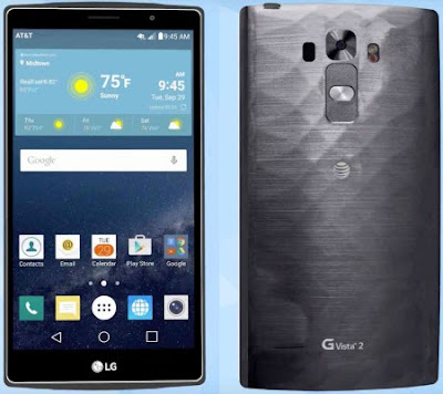 LG G Vista 2 complete specs and features