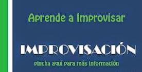 ¿Quieres aprender a improvisar?