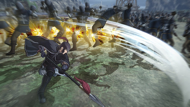 Koei Tecmo Game Preview