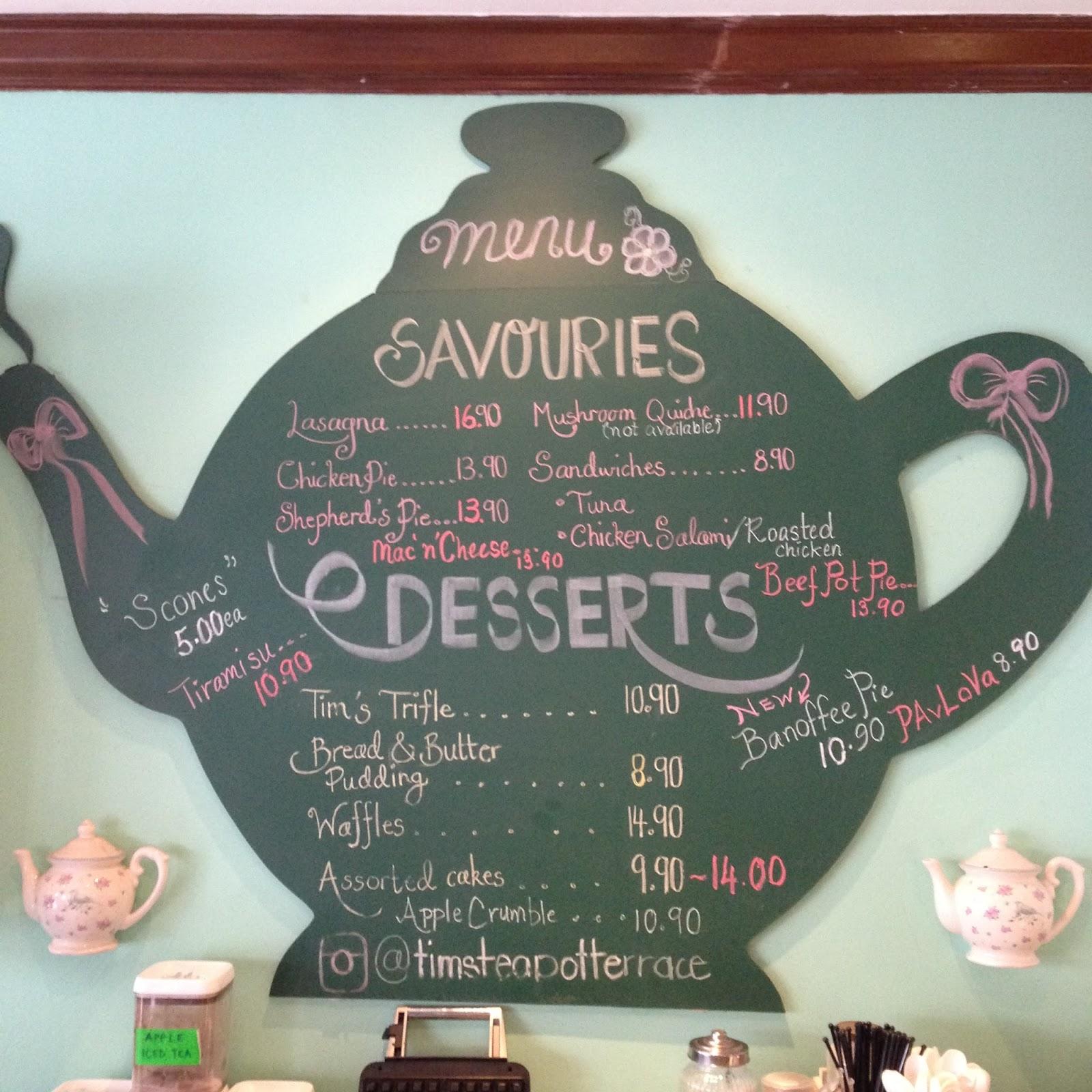 Tim S Cafe Taman Melawati