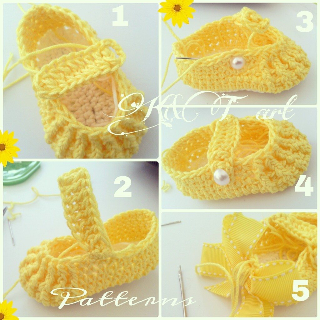 The difference is in the details crochet baby shoes pattern last but not least sew the bow on the back of the little shoenish off and weave in all ends dt1010fo
