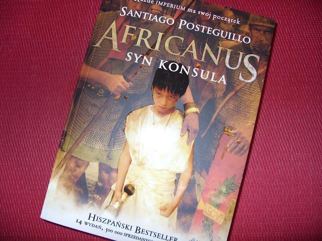Africanus, Syn Konsula
