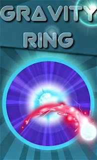 Screenshots of the Gravity ring for Android tablet, phone.