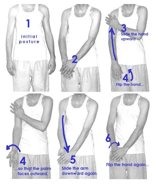 ejercicio 1 para Aumentar la energía vital con el Chi.