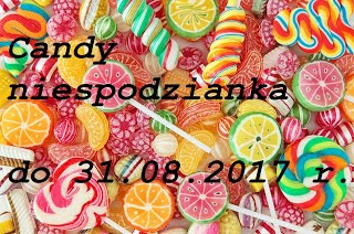 Candy niespodzianka