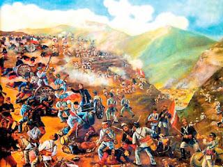 27 de noviembre Batalla de Tarapacá