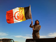 Long Walker Emilio Zapa ran 40 miles Friday to Sand Mountain, Paiute land.