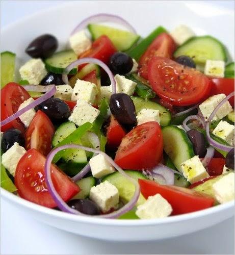 Greek Salad Gyros Gyros