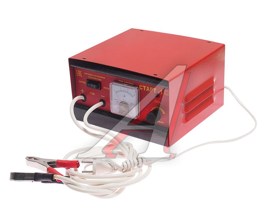 Схема зарядно-пусковое устройство старт-1