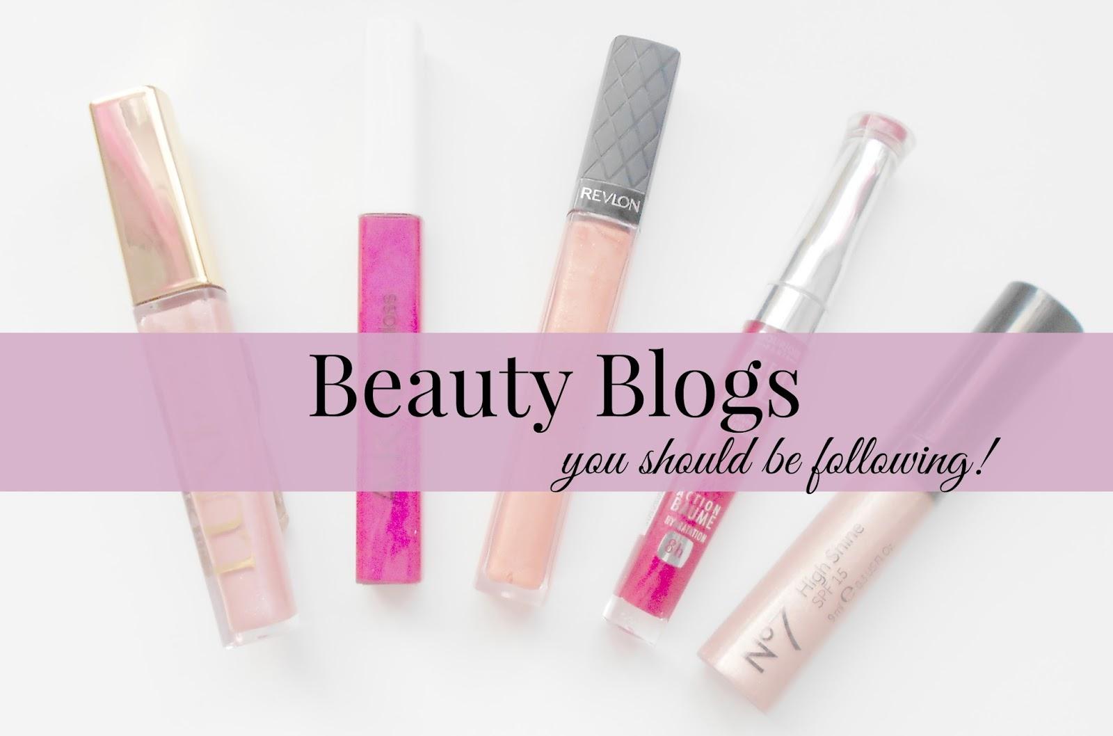 Lovely Jubbly: Beauty Blogs you should be following!