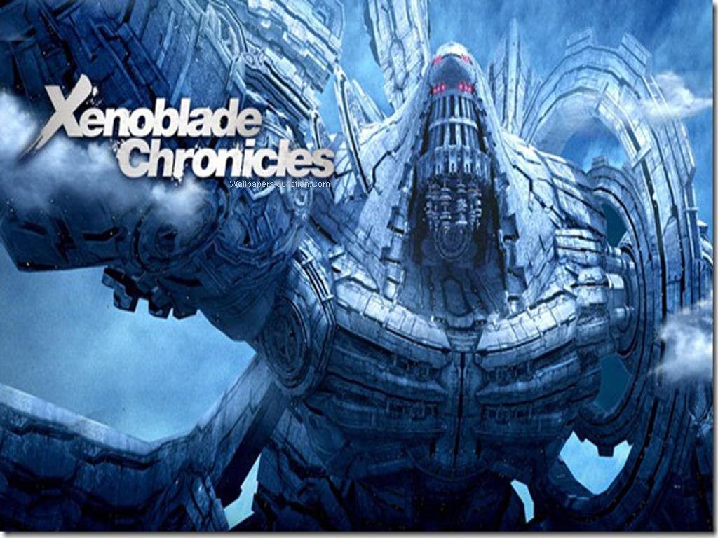 Xenoblade HD & Widescreen Wallpaper 0.578938955394247