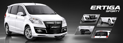 Suzuki Ertiga Sporty Low Price