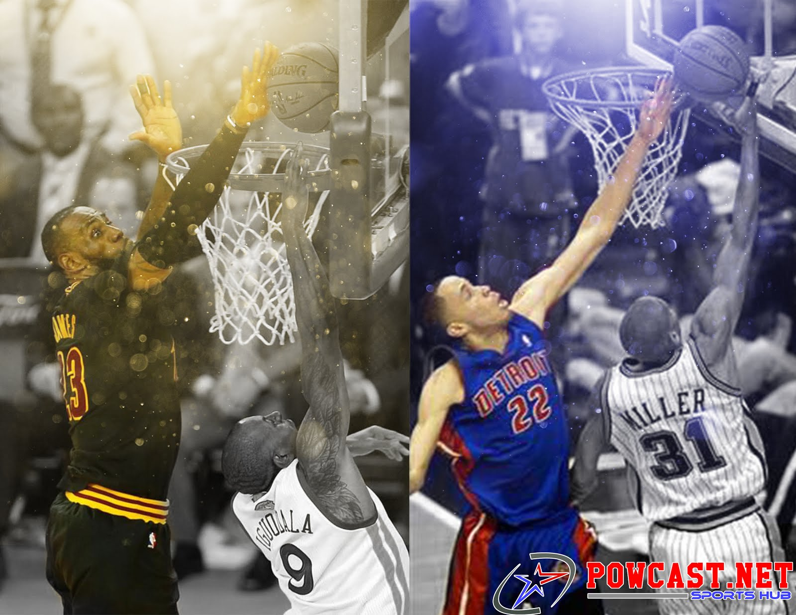 Best Chase Down Block in NBA Playoff History LeBron James or