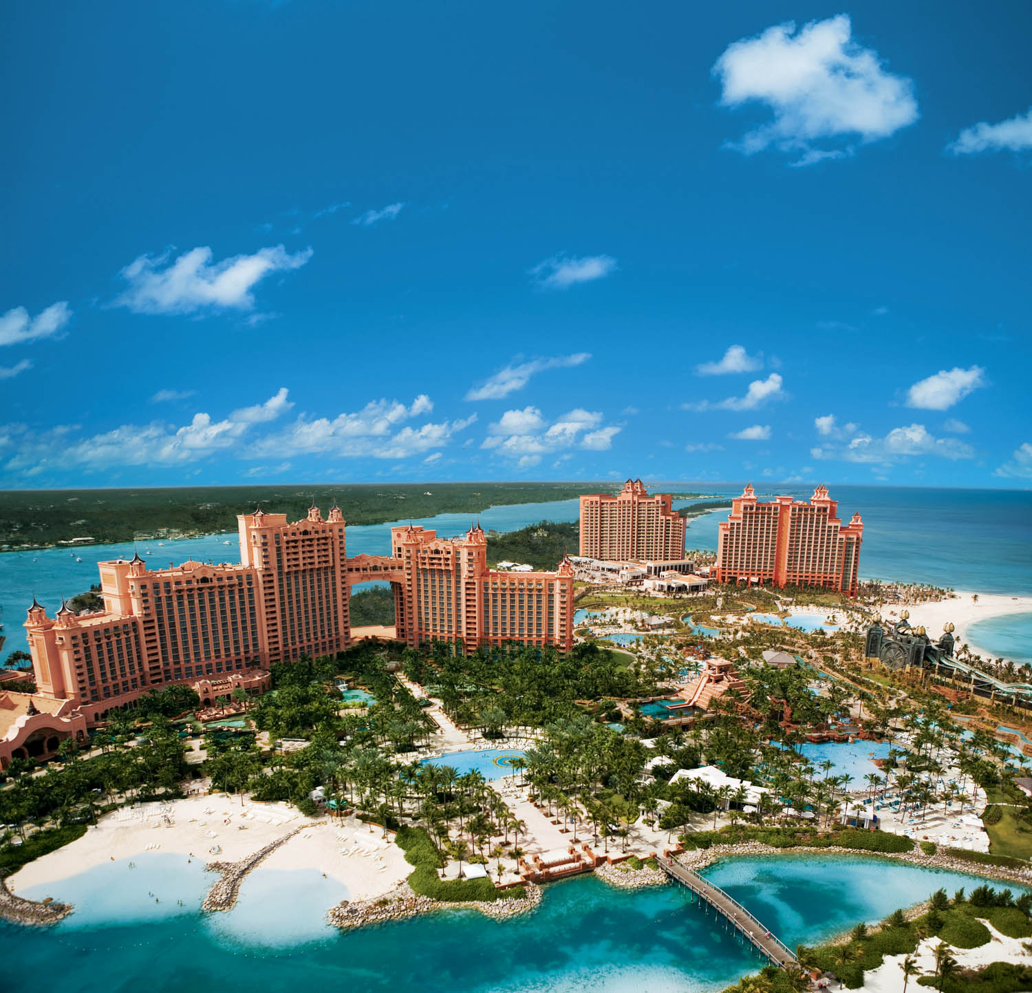 Ldpr All The News Atlantis Resort Paradise Island Is A Quot Teenage Dream Quot This Summer